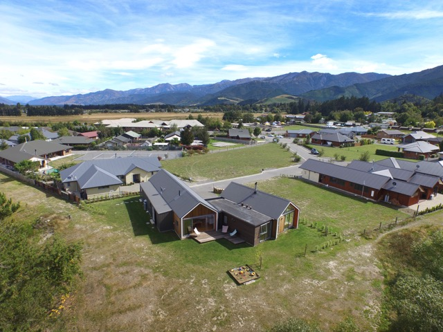 Hanmer Springs Drone Shot 2